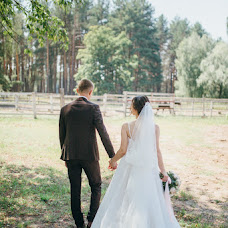 Wedding photographer Olya Pager (Olgalovefox). Photo of 28.11.2017