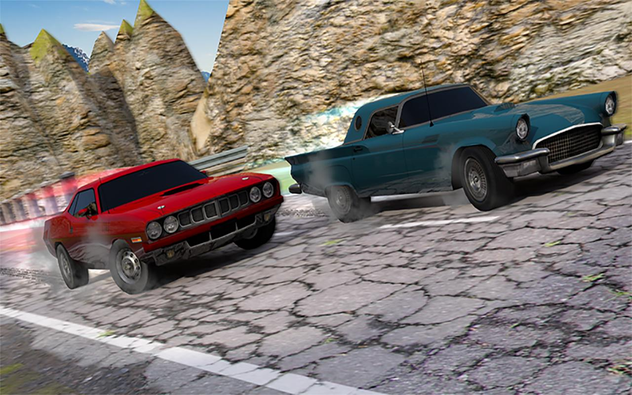 Vintage Cars Race: Stunt Cars Extreme Racing - Android Apps on ...