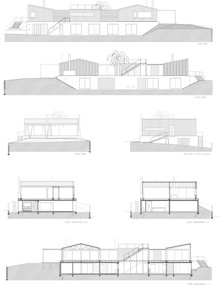 Casa UY - Estudio Joselevich + Ana Rascovsky Arqs.