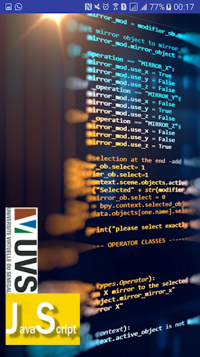 JavaScript UVS screenshot 15