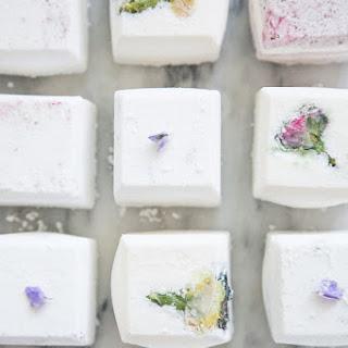 DIY Non-Toxic Bath Fizzes