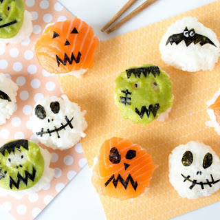 This Monster Sushi Will Make Your Halloween Party Spooktacular