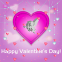 Free Valentines Day LWP icon