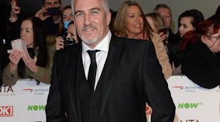 Paul Hollywood is a 'pretty deftly' with martial arts weapons