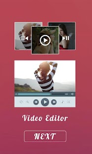 Valentine Day Photo Video Editor - náhled