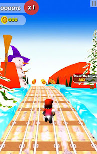 Subway Surf Santa Xmas Run