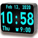 Huge Digital Clock icon