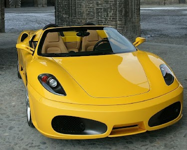 Wallpapers Ferrari F430 screenshot 4