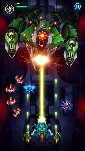 Infinite Shooting: Galaxy Attack  screenshots 2