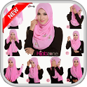 Tutorial Hijab Segi Empat icon