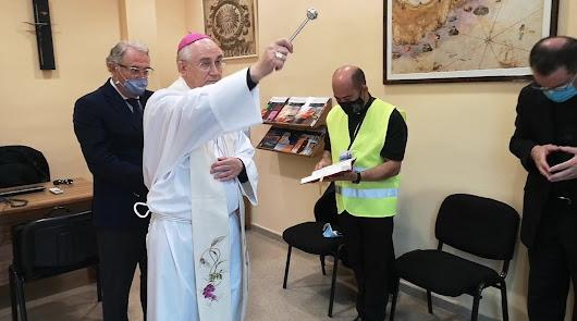 El puerto ya tiene 'Stella Maris': así es el nuevo centro de acogida religioso