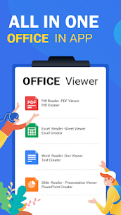 Word Office Editor Document Viewer and Editor PRO v1.0.5 APK 1