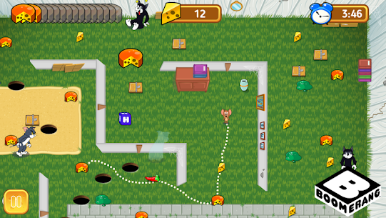 Tom & Jerry: Chase (MOD, Unlimited Gems) APK for Android 5