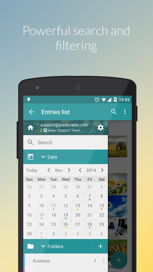 Diaro - Diary, Journal, Notes, Mood Tracker Screenshot 4