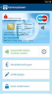 BankCard Mobil- screenshot thumbnail