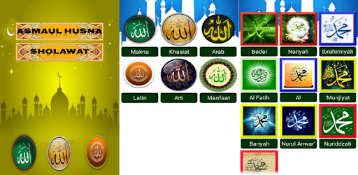 Dzikir 99 Asmaul Husna - Apps on Google Play