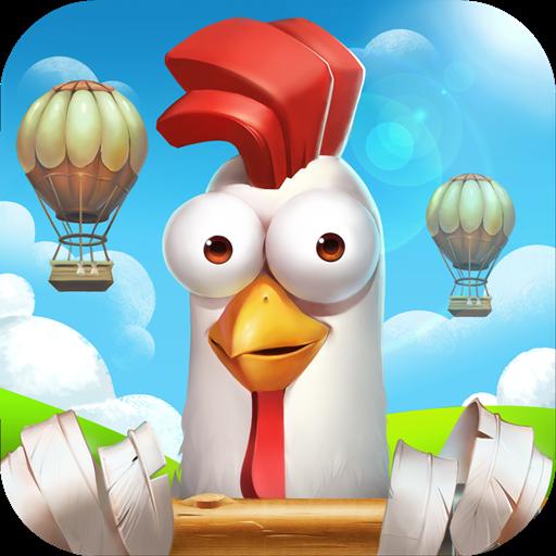 天空農場-Farm Fantasy 休閒 App LOGO-硬是要APP