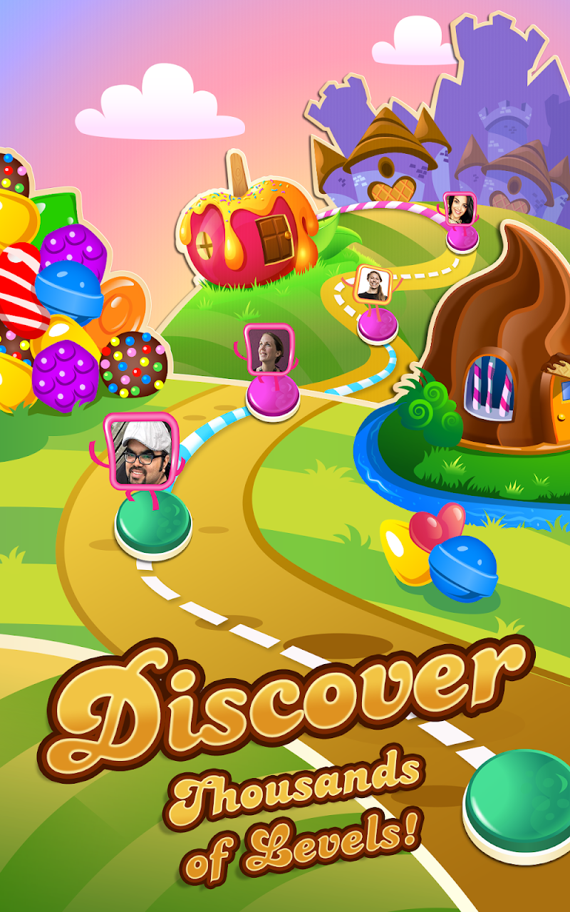 Candy Crush Saga Screenshot 14
