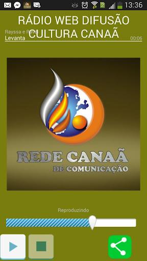 RÁDIO DIFUSÃO CULTURA CANAÃ