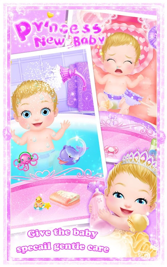 Princess New Baby- screenshot