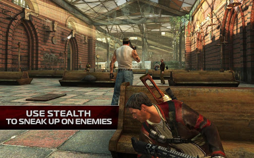 CONTRACT KILLER 2 screenshot 8