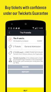 Twickets - Ticket Exchange- screenshot thumbnail