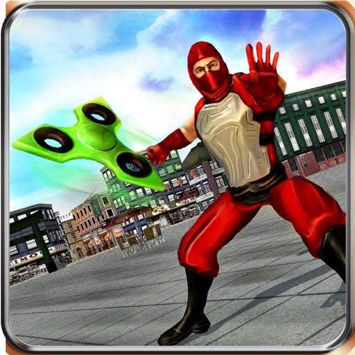 Fidget Ninja : Ultimate Spinner Hero