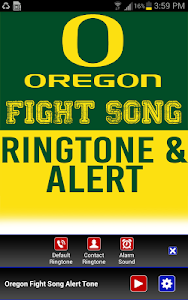University Of Oregon Ringtone screenshot 1