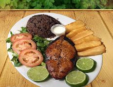 #18 Kingfish Steak