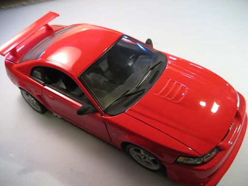 2001 Ford Mustang Svt Cobra. 2001 Ford Mustang SVT Cobra
