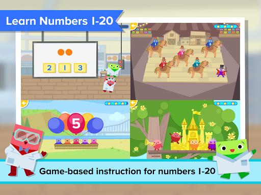 ABCmouse Mastering Math screenshot 2