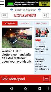 Belgische Kranten en Nieuws screenshot 3