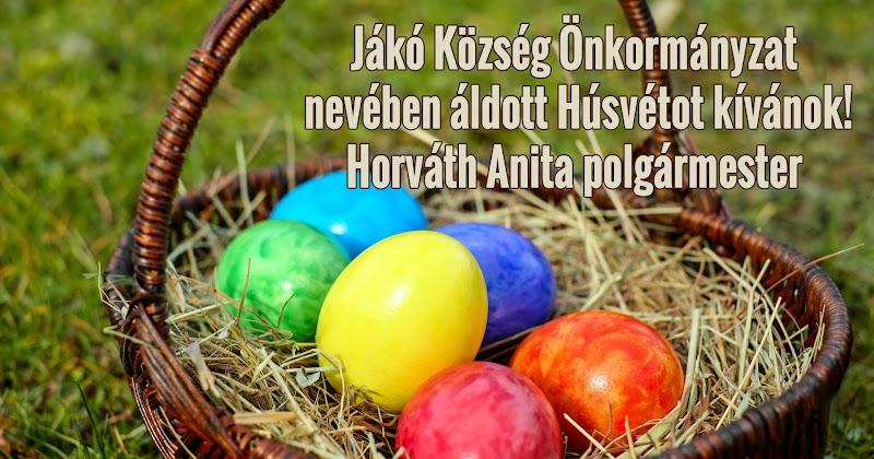 Áldott Húsvétot 2019