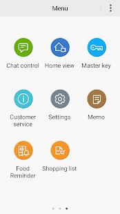 Samsung Smart Home Screenshot 3