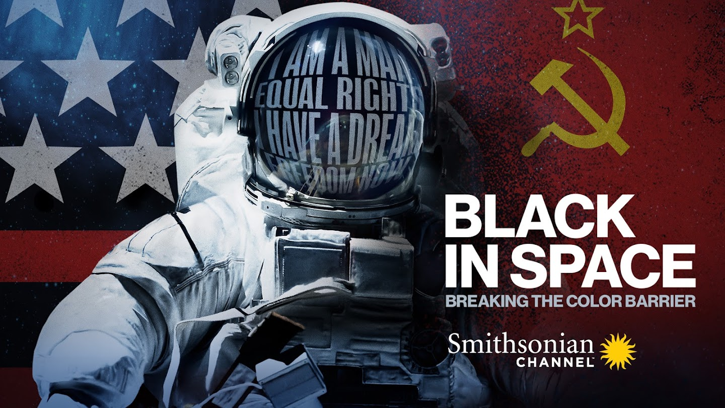 Black in Space: Breaking the Color Barrier