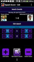 Screenshot of Squash Scorer