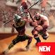 剣闘士ヒーローズクラッシュ - ファイティングと戦略ゲーム (Gladiator Heroes) - Androidアプリ