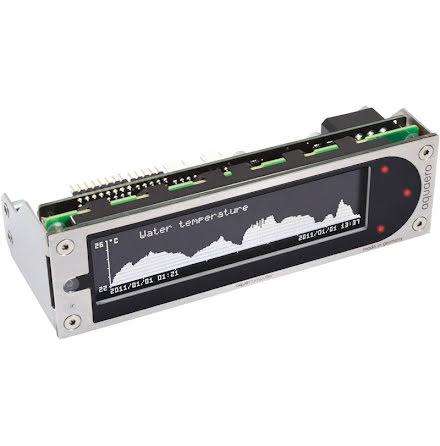AquaComputer styringssentral, aquaero 6 XT USB