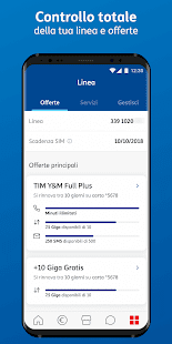 MyTIM Screenshot