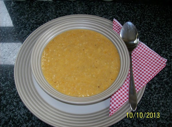 Winter Warmer Cabbage + Veg  Soup Recipe