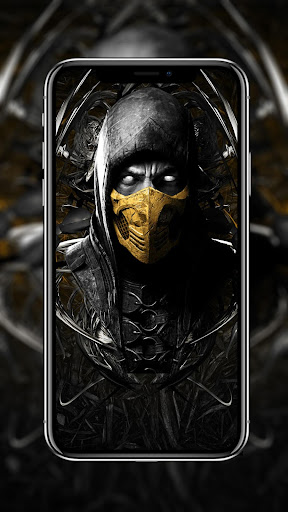 Foto do Scorpion Wallpaper