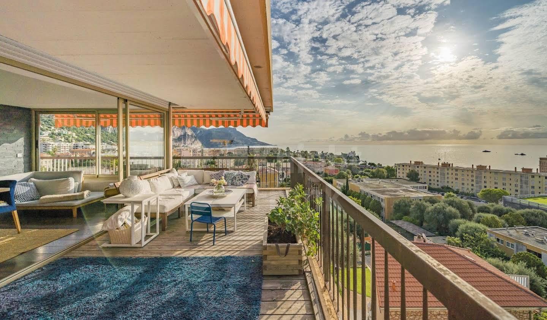 Apartment with terrace Beaulieu-sur-Mer