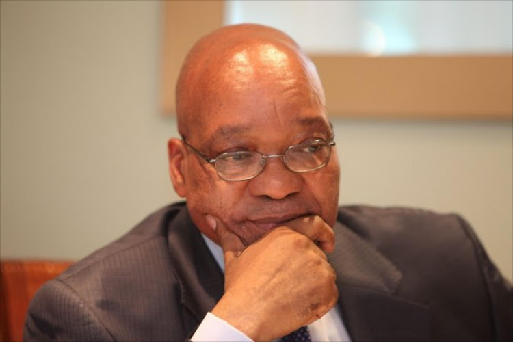 President Jacob Zuma. Picture: SUNDAY TIMES