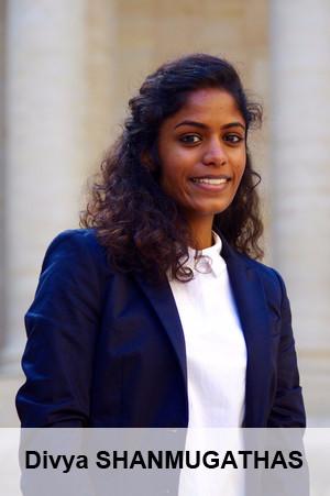 Découvrir le profil de Divya SHANMUGATHAS