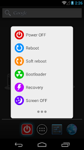 Power Menu (ROOT) 1.6