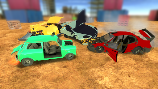 Car Crash Simulator Royale modavailable screenshots 3