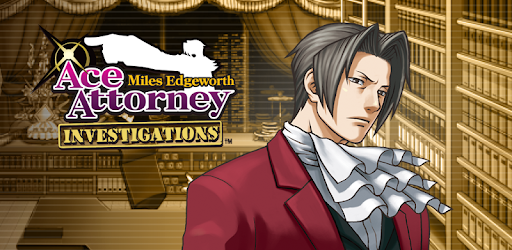 Ace Attorney Investigations Miles Edgeworth Apps On Google Play