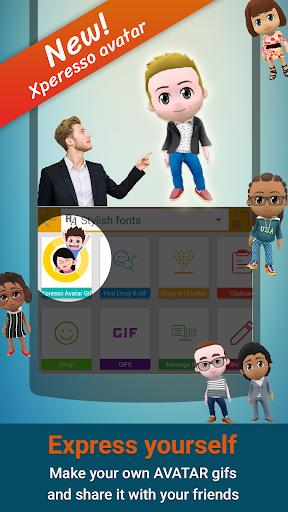ai.type Free Emoji Keyboard Free-9.5.9.5 screenshots 1