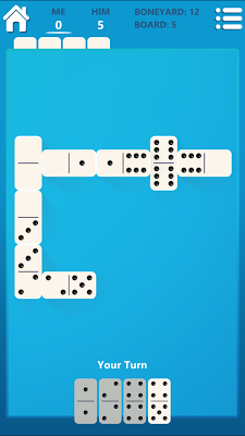 Dominoes the best domino game - screenshot