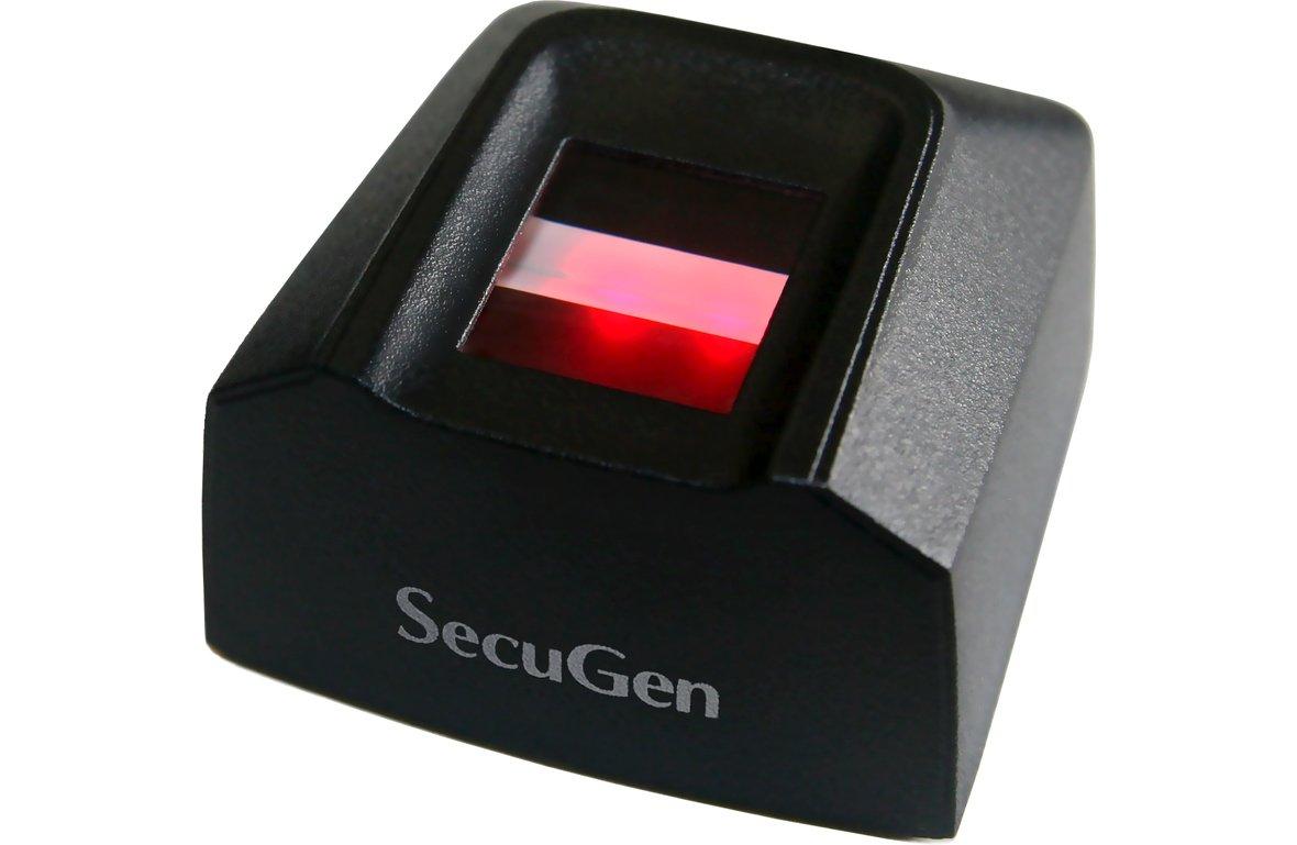 SecuGenPro 20 HU20 Hamster Fingerprint Scanner